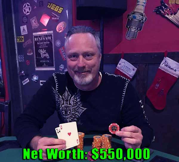 Image of Street Outlaws cast Doc net worth is $550,000