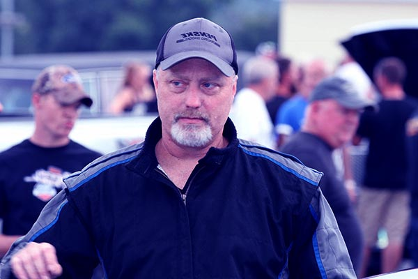Image of Doc from Street Outlaws show