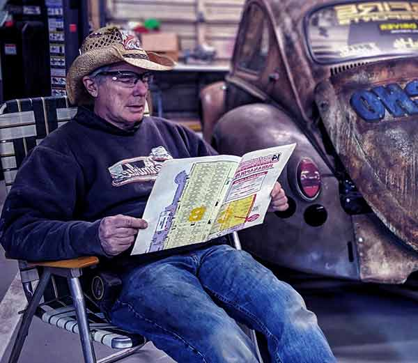 Image of Farmtruck from Street Outlaws show