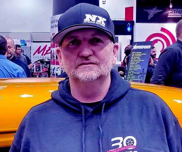 Image of Jeff Lutz from Street Outlaws show