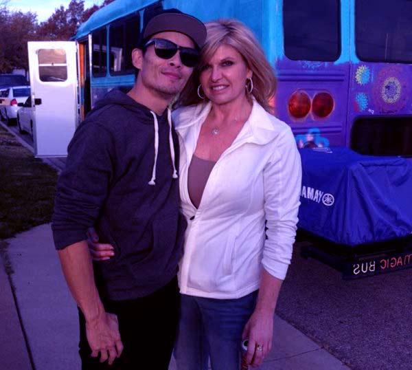 Image of Jeffery Bonnett aka AZN with his girlfriend Leesa Lacey