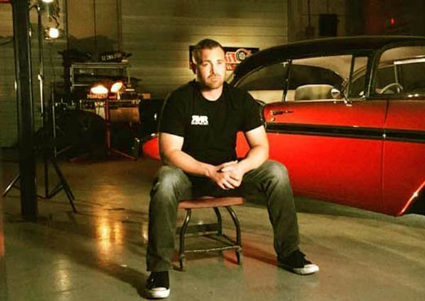 Image of Ryan Martin from Street Outlaws show