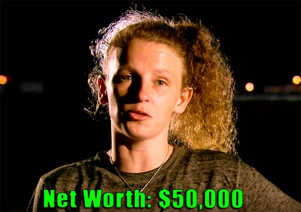 Image of Street Outlaws cast Precious Cooper net worth is $50,000